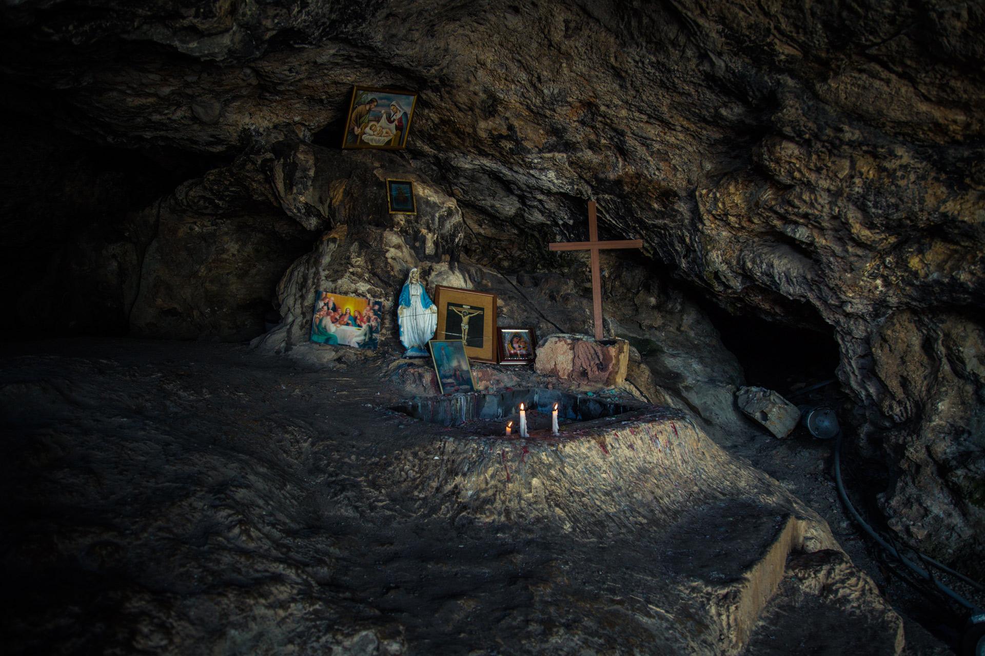 Grotto de Qana, Lebanon