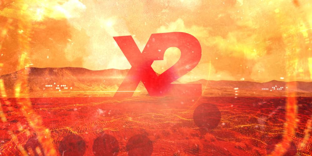 X2 Titles Bumper 4 - Bryan Faria - Master (00305)